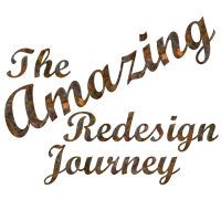 The Amazing Website Redesign